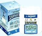 Хлорантоин ― дезинфекционное средство с моющим эффектом
